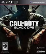 Call Of Duty Black Ops - PS3 Game