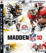 Madden 10 - PS3 Game