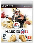 Madden 11 - PS3 Game