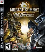 Mortal Kombat Vs DC Universe - PS3 Game