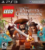 Lego Pirates of the Caribbean - PS3 Game