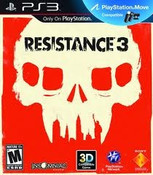 Resistance 3 - PS3 Game