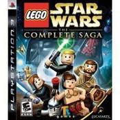 Lego Star Wars Complete Saga - PS3 Game