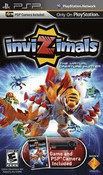 Invizimals with PSP Camera - PSP Game