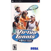 Virtua Tennis World Tour - PSP Game