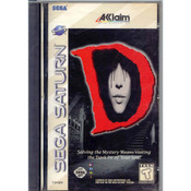 D - Sega Saturn Game