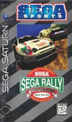 Sega Rally Championship - Saturn Game