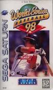 World Series Baseball 98 - Saturn Game