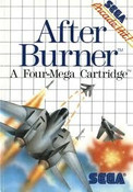 After Burner - Sega Master System Game