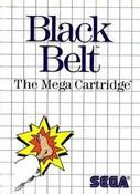 Black Belt - Sega Master System Game