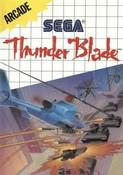 Thunder Blade - Sega Master System Game