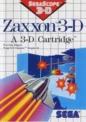 Zaxxon 3-D - Sega Master System Game