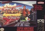 Aerobiz Supersonic - SNES Game