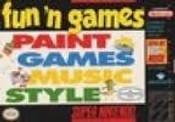 Fun 'n Games - SNES Game