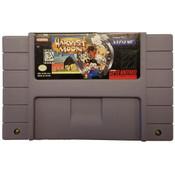 Harvest Moon - SNES Game Cartridge