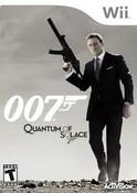 007 Quantum of Solace - Wii Game