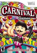 Carnival Games - Wii Game