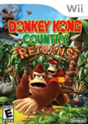 Donkey Kong Country Returns - Wii Game
