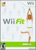 Wii Fit - Wii Game