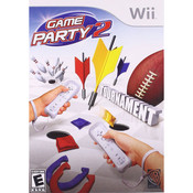 Game Party 2 Video Game For Nintendo Wii