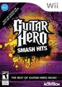Guitar Hero Smash Hits - Wii Game