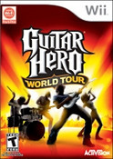 Guitar Hero World Tour - Wii Game