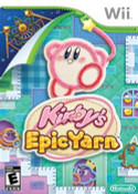 Kirbys Epic Yarn - Wii Game