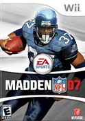 Madden NFL 07 - Wii Game