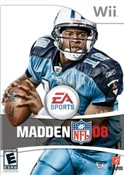 Madden NFL 08 - Wii Game