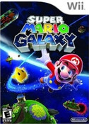 Super Mario Galaxy - Wii Game