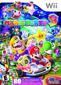 Mario Party 9 - Wii Game
