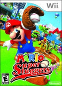 Mario Super Sluggers - Wii Game