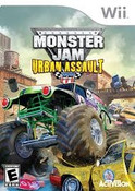 Monster Jam Urban Assault - Wii Game