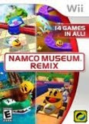 Namco Museum Remix - Wii Game