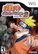 Naruto Clash of the Ninja Revolution 2 - Wii Game