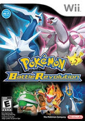 Pokemon Battle Revolution - Wii Game