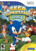 Sega Super Stars Tennis - Wii Game