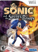 Sonic and the Secret Rings - Wii Game