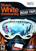 Shaun White Snowboarding Road Trip - Wii Game