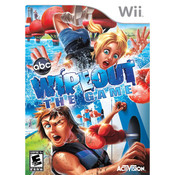 Wipeout The Game - Wii Game