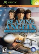 Blazing Angels Squadrons Of WWII- Xbox Game