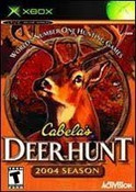 Cabela's Deer Hunt 2004 Season - Xbox Game