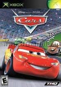 Cars - Xbox Game