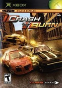 Crash 'N' Burn - Xbox Game