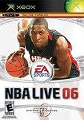 NBA Live 06 - Xbox Game
