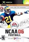 NCAA Football 06 - Xbox Game