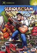 Serious Sam - Xbox Game