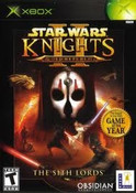 Star Wars Knights of The Old Republic II - Xbox Game