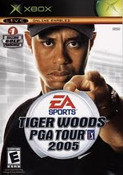 Tiger Woods PGA Tour 2005 - Xbox Game