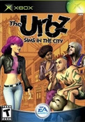 Urbz Sims In The City - Xbox Game
